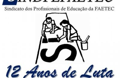 Logo Sindpefaetec face 1